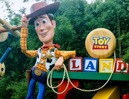 Toy Story Land