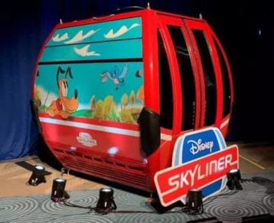 Photo of Skyliner Cabin