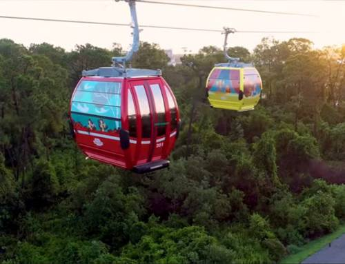 Soar with Disney's Skyliner
