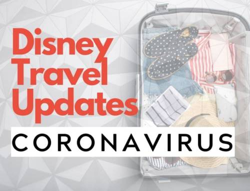 Coronavirus Updates for Disney Travelers